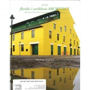 Florida-caribbean-Architect-magazine-fall-2009-COVER