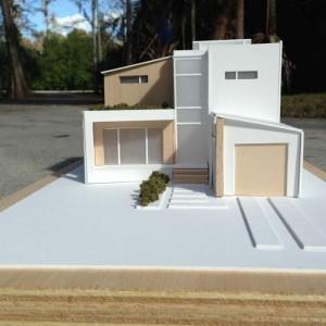 Woodside Avenue Model by Hlevel Architects