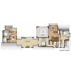 Floor plan Images by Hlevel Architects