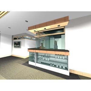 Dermatology Office by Hlevel Architects