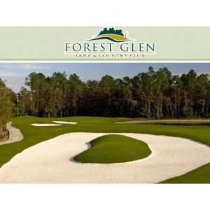 Forest Glen Golf and Country Club Golf Maintenance Facility by Hlevel Architects