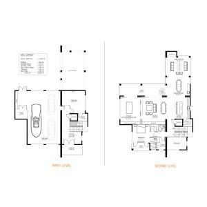Whiskey Creek Residence by Hlevel Architects