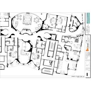 Aqua Lounge by Hlevel Architects-