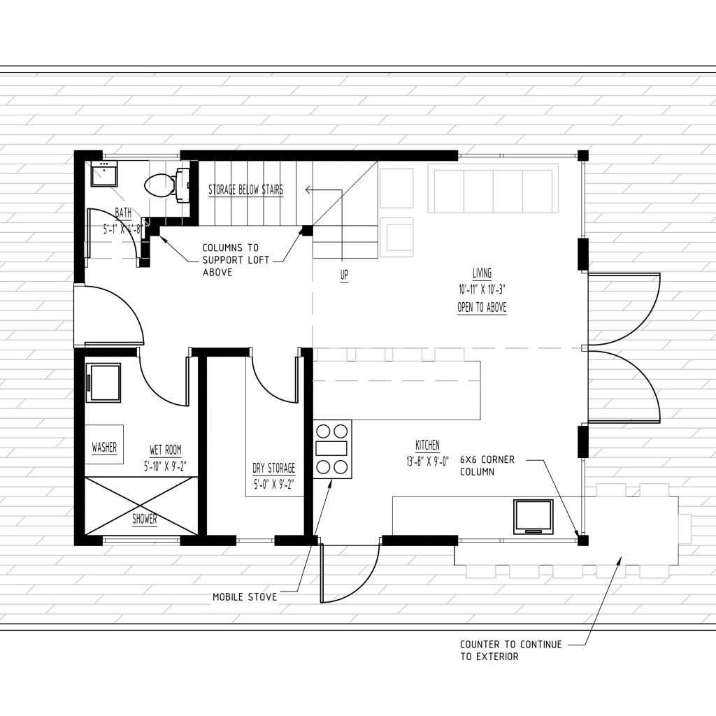 PANAMA HOME-HLEVEL ARCHITECTS 2ND FL PL