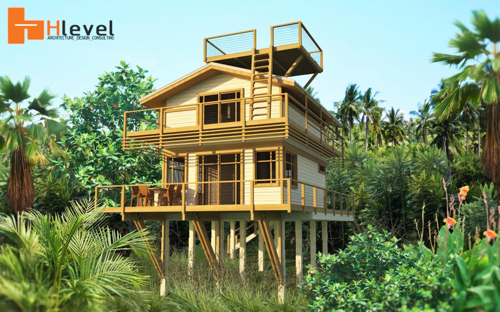 PANAMA HOME HLEVEL ARCHITECTS