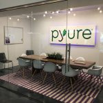 Hlevel Architecture-Pyure Corporate Campus conference room