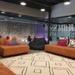 Hlevel Architecture-Pyure Corporate loft space with furniture