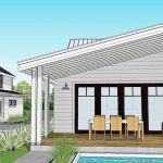 TROPICAL MODERN FARMHOUSE RENOVATION-RENDERING