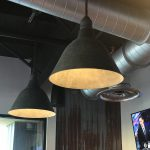 HLEVEL ARCHITECTURE ANKROLAB BREWING CO BIG RESTAURATION HARDWARE LAMPS