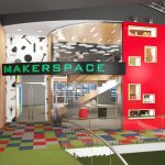 Makerspace entry