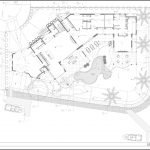 Hlevel Architecture CURLEW AVE residence Site Plan
