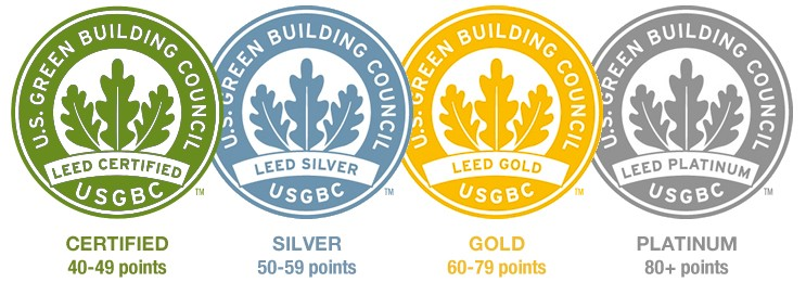 Leed certifications