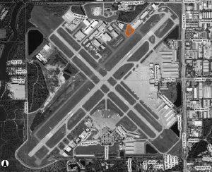 Naples Airport North Quadrant