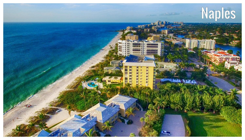Hlevel Architecture naples modern. Naples Florida beach
