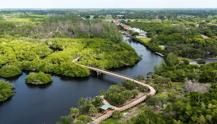 Gordon Rive Greenway, Naples Florida