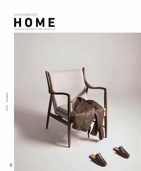 Gulfshore life Home magazine