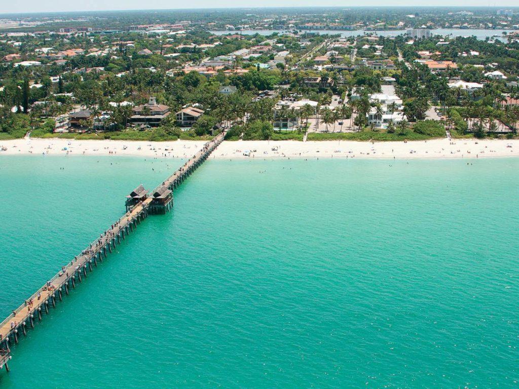 Naples, Pier, Florida