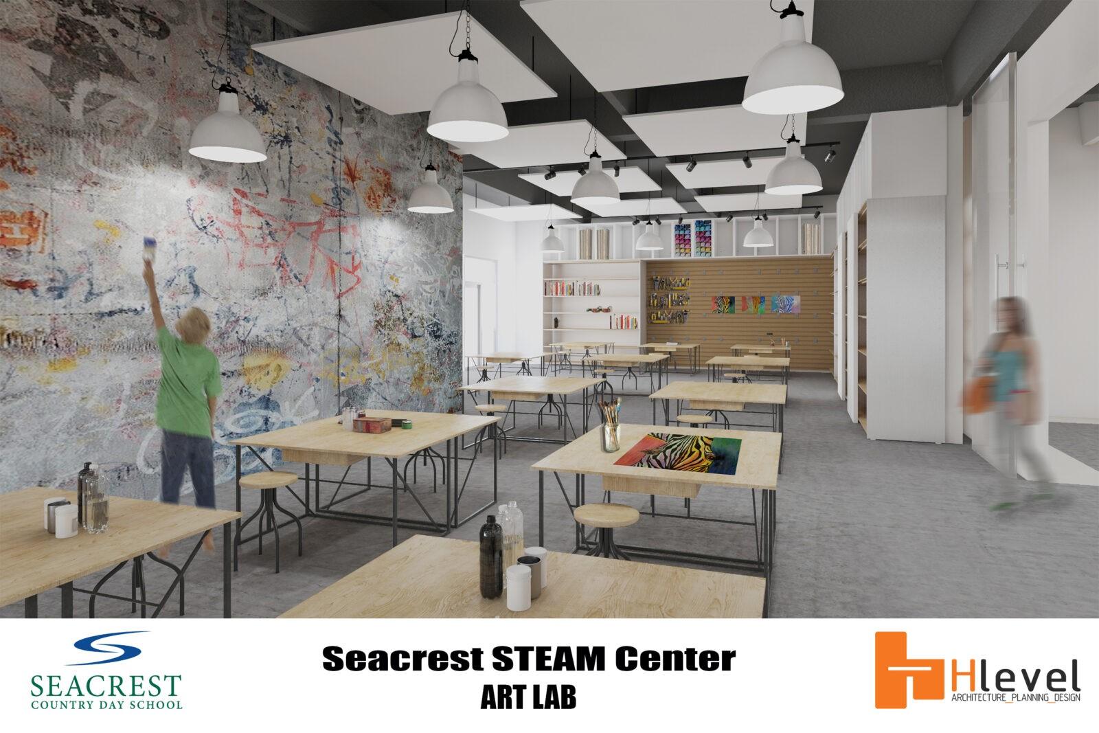 Seacrest Makerspace