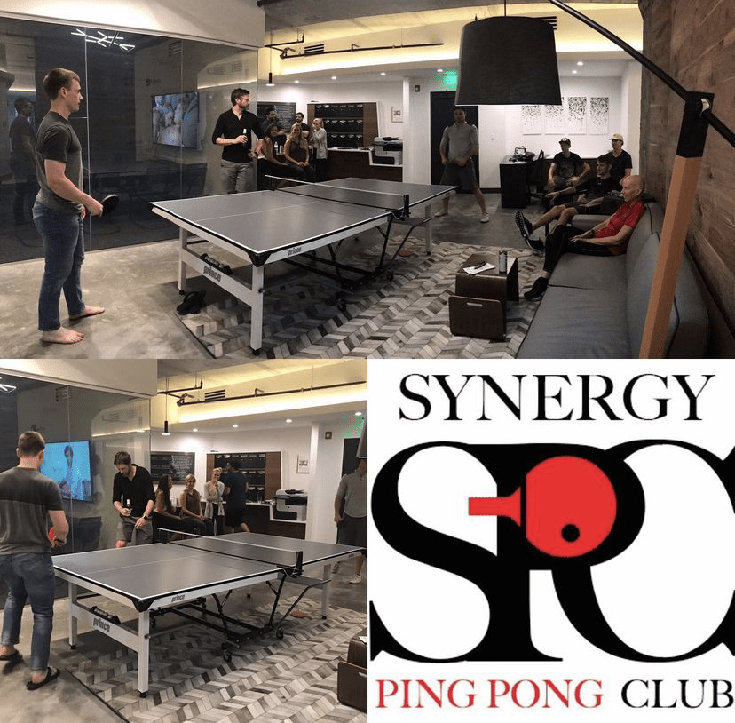 Synergy Ping Pong Club